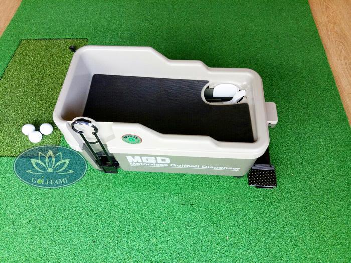 Máy đặt bóng golf MGD - Golffami