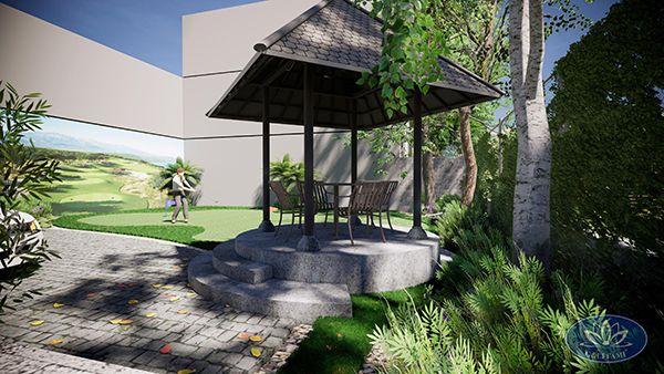 Thiết kế Bảo dưỡng sân tập golf