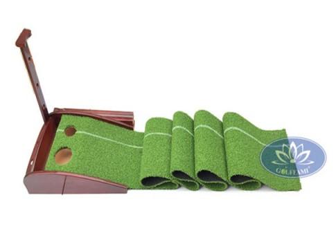 Bộ tập golf putting gỗ của Golffami