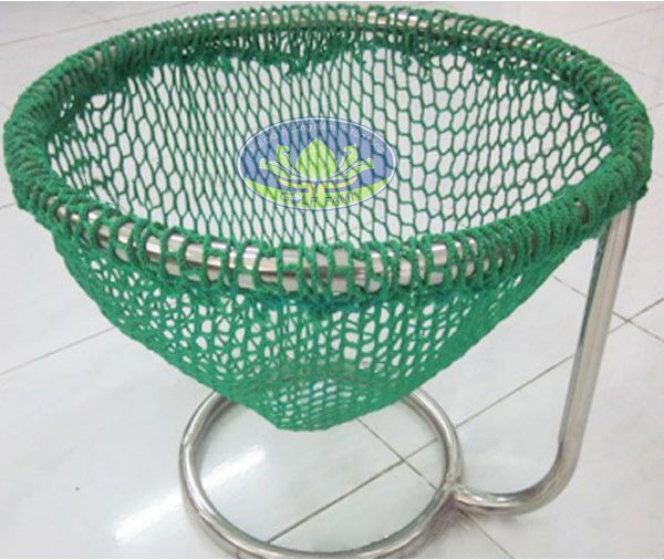 Chipping net inox cao cấp