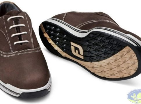 Giày golf Footjoy Contour Casual Spikeless 54042