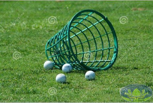 Giỏ đựng bóng golf bằng nhựa cao cấp