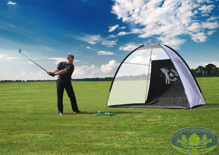 Lồng tập Swing - Big Super Sized Golf Practice Cage Net cho bạn những cú đánh kỹ thuật