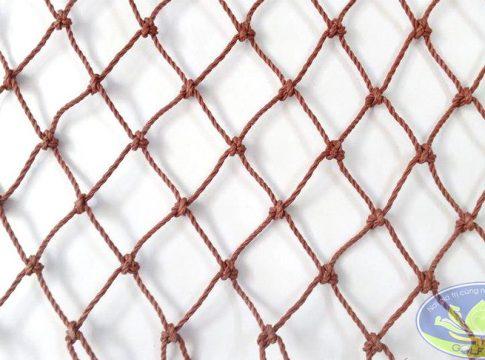 Lưới Golf HDPE màu cam