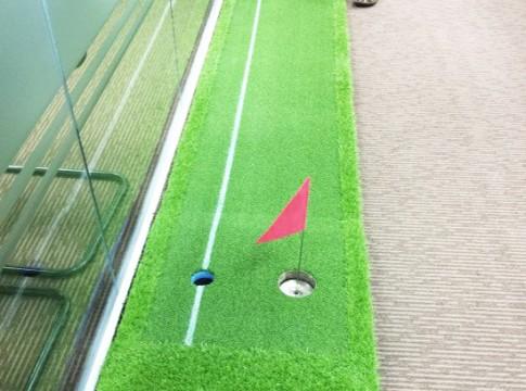 Putting golf green cao su cao cấp- Golffami