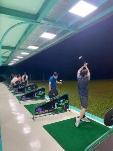 thi công sân tập golf