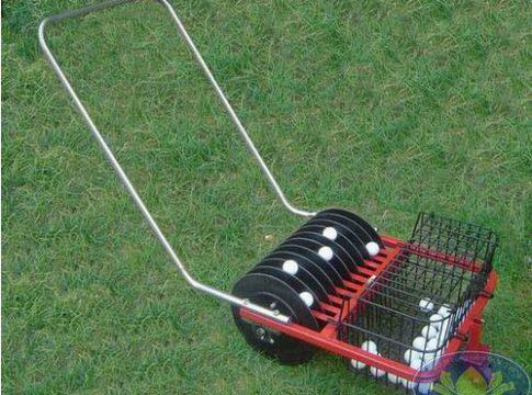 Xe nhặt bóng golf TBG09