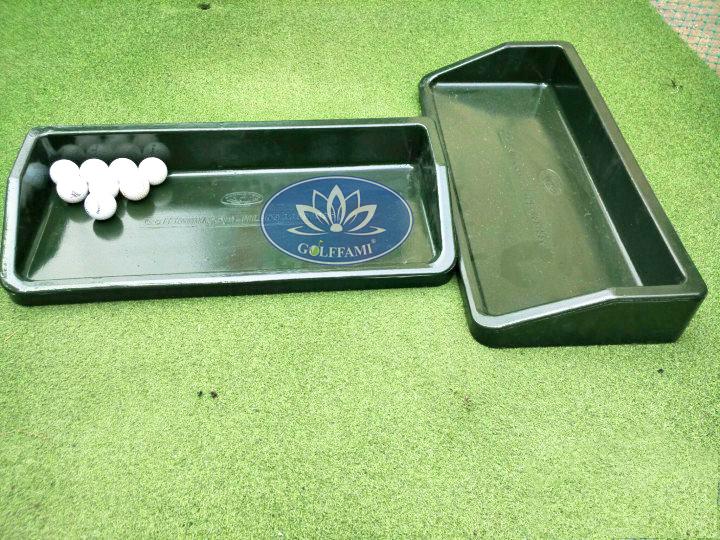 Khay đựng bóng golf cao su chất lượng cao