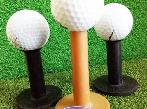 Tee golf cao su ngắn và dài