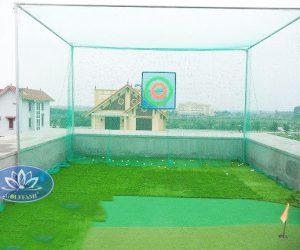 Hình ảnh: Khung tập golf Swing đơn 2.5m