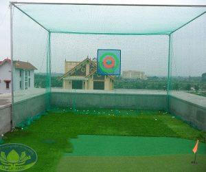 Khung tập golf Swing đơn 2.5m