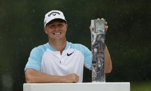 Alex Noren xuất sắc giành chức vô địch BMW PGA Championship