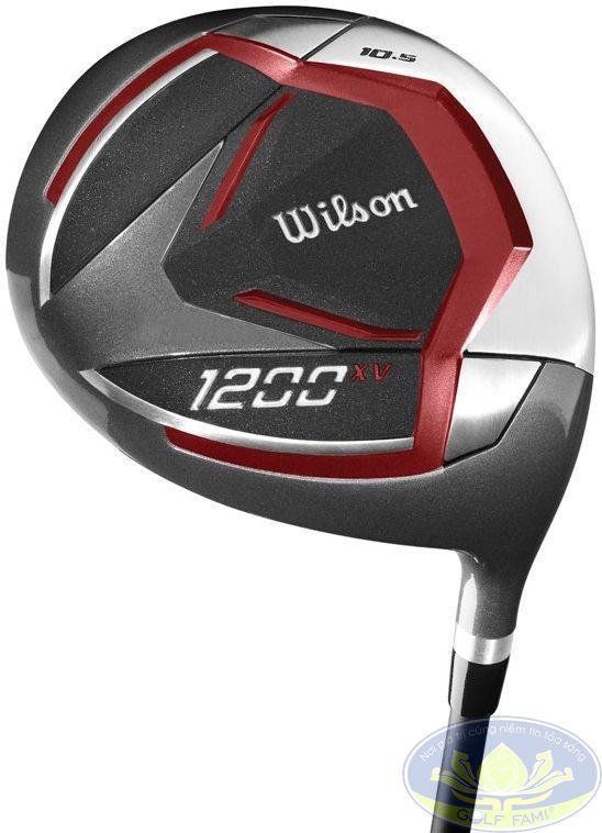 Bộ gậy golf fullset Wilson 1200XV 2016 cao cấp