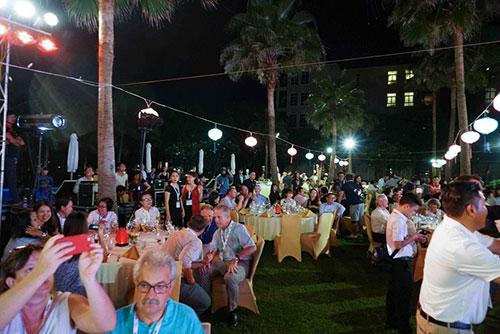 Các đại biểu từ 36 quốc gia tụ hội tại Đà Nẵng