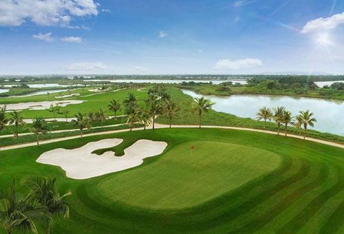 Giải đấu golf hải phòng chính thức khai mở