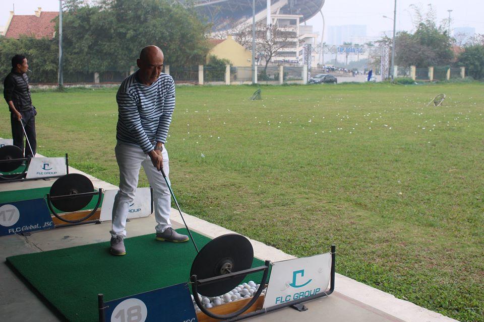 Sân tập Golf FLC Golf Net 2