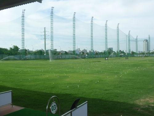 Sân tập Golf Mỹ Đình Pearl