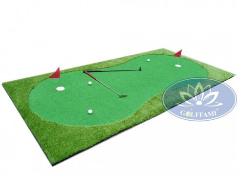 Thảm tập golf putting GP02