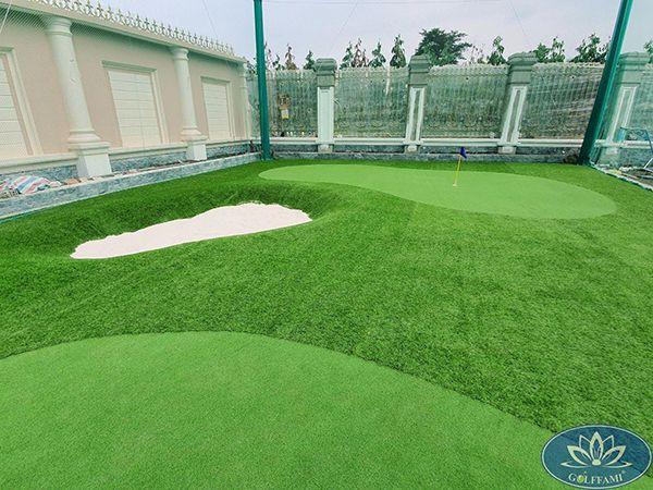 Thi công cỏ sân golf toàn quốc