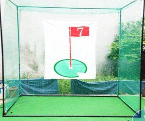 Bộ khung và lười tập swing 2.4x2.4x1.2m