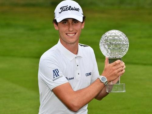Renato Paratore giành danh hiệu vô địch PGA Tour đầu tiên trong sự nghiệp