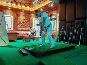 gói golf 3D VIP thảm địa hình