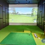 phòng golf 3d