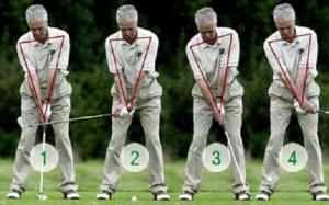 Hưỡng dẫn tư thế chơi golf và cách cầm gậy golf cơ bản
