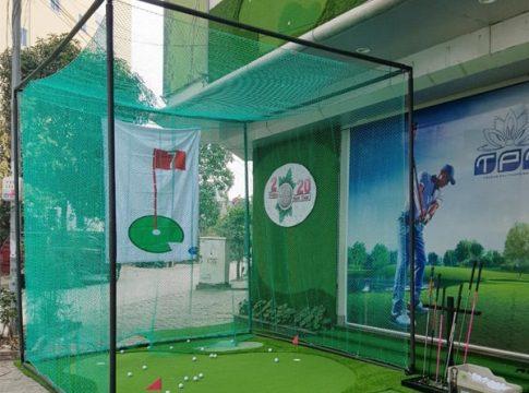 Khung lưới tập golf Gomik51-2