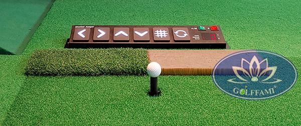 phong golf 3d - máy nhả bóng tự động