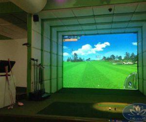 Phòng tập golf 3D Golffami
