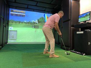 phòng golf 3d hcm