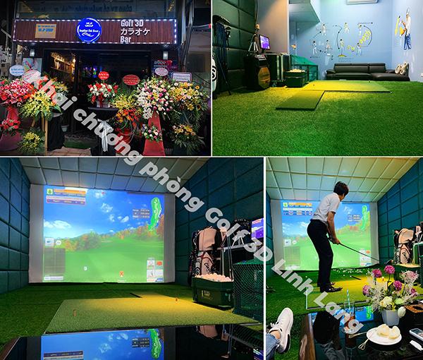 phòng golf 3d linh lang