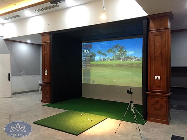 phòng golf 3d vũ ngọc phan