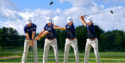 Swing golf - kỹ thuật tập golf cơ bản