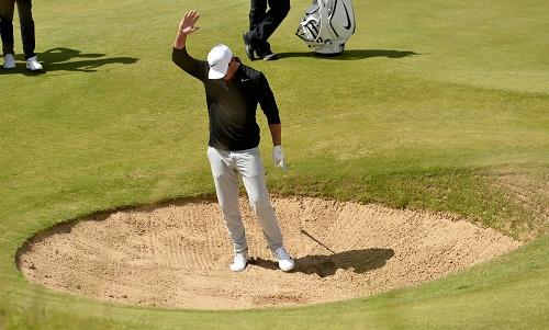 Golf thủ Brooks Koepka