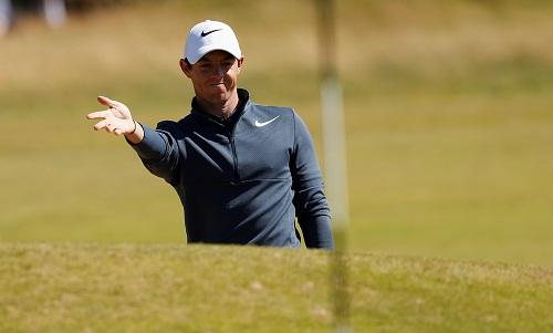Golf thủ McIlroy