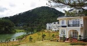 Biệt thự nghỉ dưỡng tại sân golf Sacom Tuyền Lâm