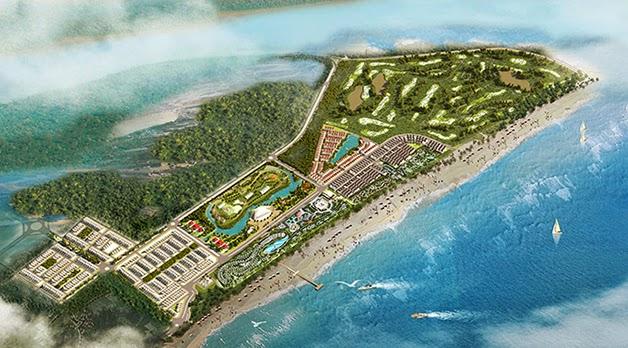Sân golf FLC Samson golf Link