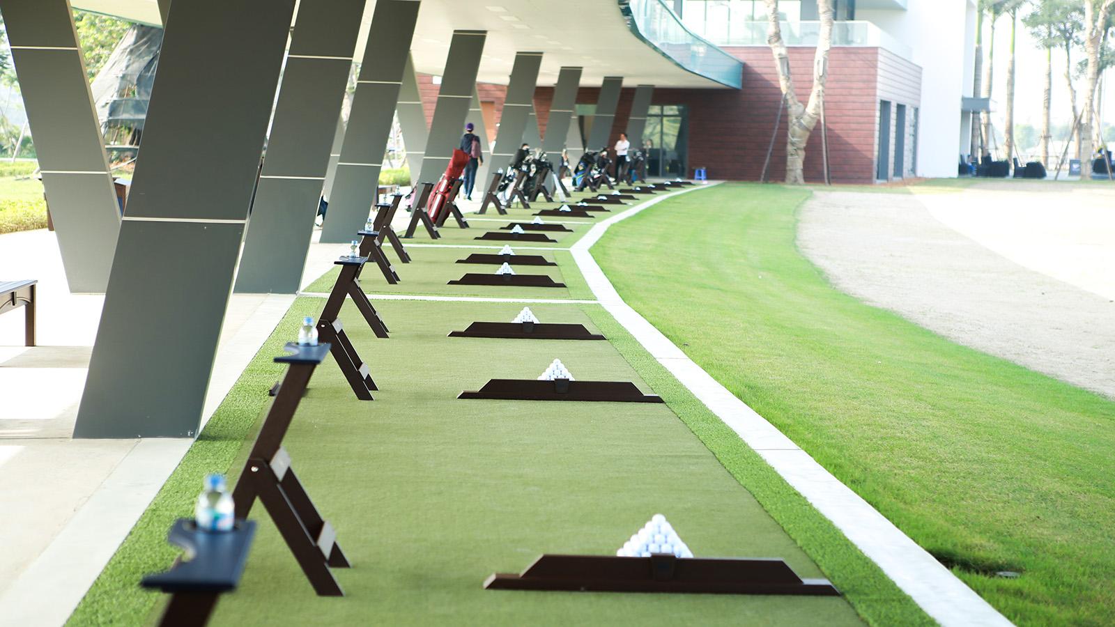 Học viện golf EPGA hiện đại, đầy đủ tiện nghi