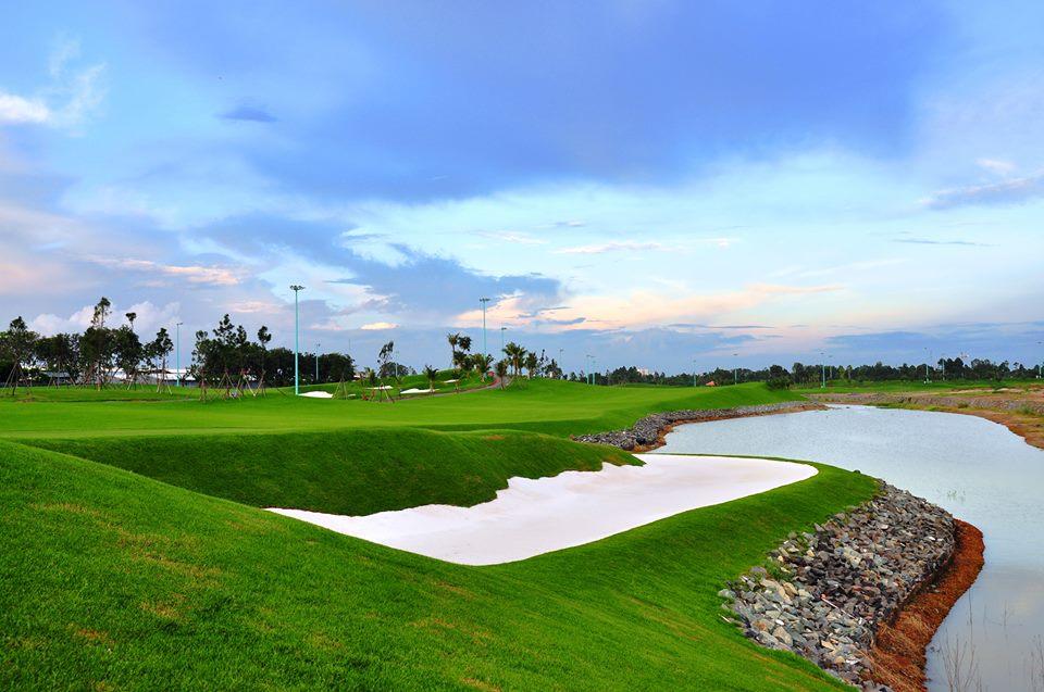 ảnh minh họa: Sân golf Kim bảng Hà Nam