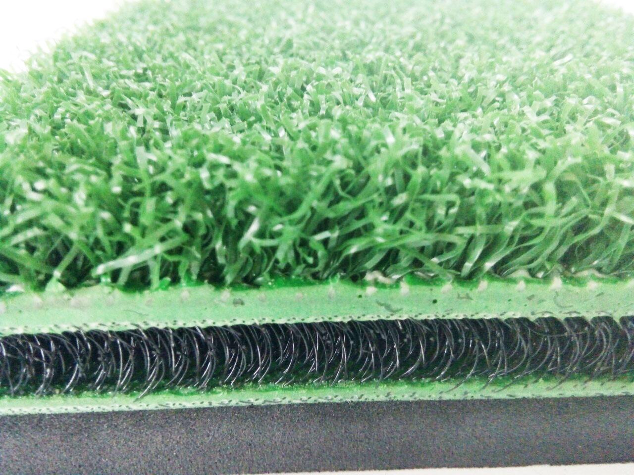 Thảm tập golf 3D đế cỏ xanh Golffami