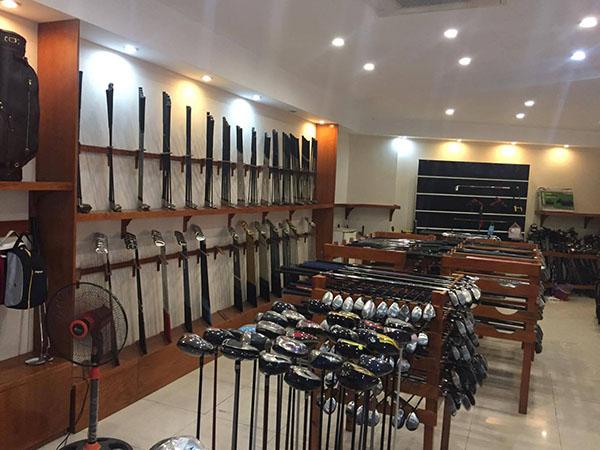 cửa hàng golf ở Hà Nội chuyên cung cấp Gậy golf