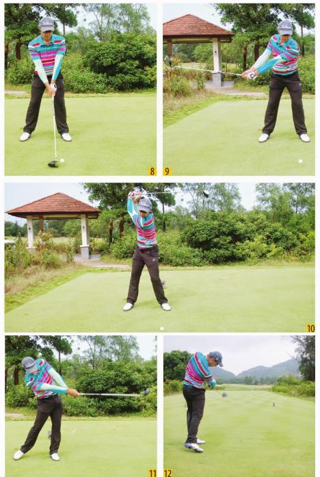 Học đánh golf driver phải lưu ý 3 điều sau