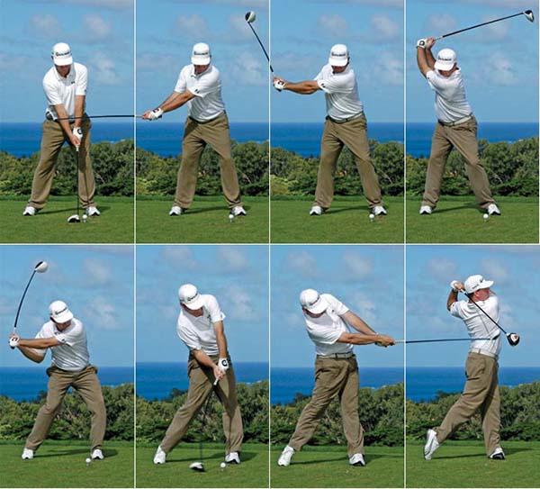 Cú đánh gậy golf driver xa nhất cho người mới bắt đầu