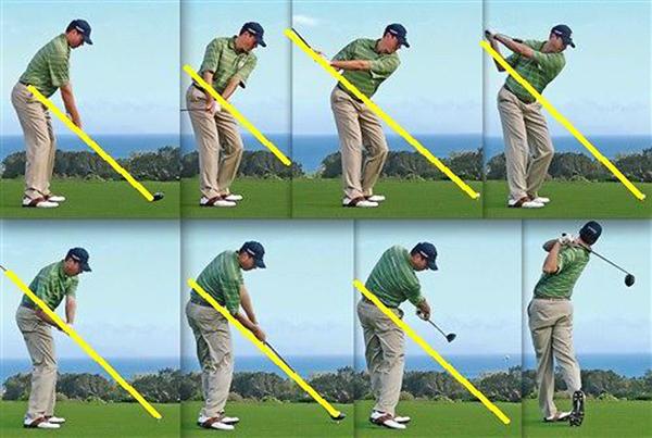 Kỹ thuật chơi golf cơ bản-Tư thế đứng tốt nhất