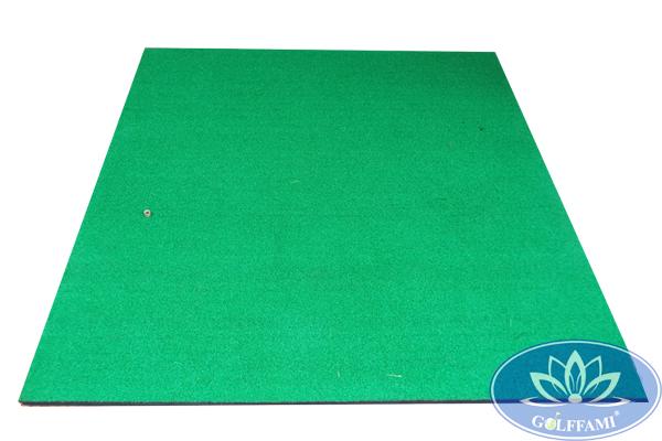 Thảm tập golf trong nhà 1.5 x 1.5 m - Golffami