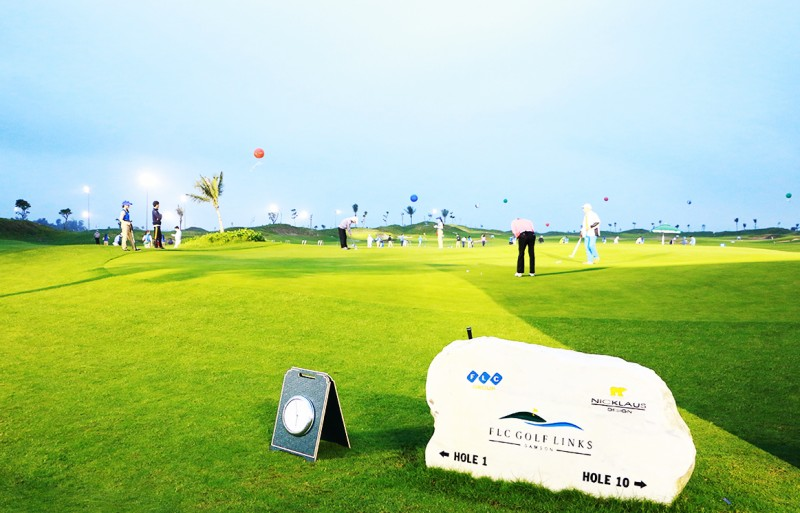 Sân golf FLC Sầm Sơn Golf Links
