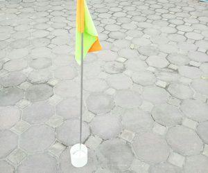 Lỗ cờ golf inox LG 05