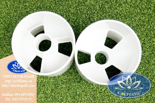 Lỗ golf nhựa trong nhà